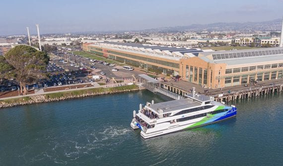 Richmond Launches Ferry Service CCTA